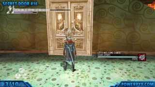 DmC: Devil May Cry - Mission 13 - All Collectible Locations (All Lost Souls, Keys, Secret Doors)