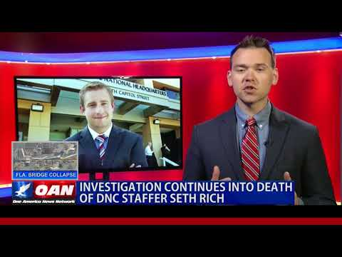 Investigation Continues Into Death of DNC Staffer Seth Rich
