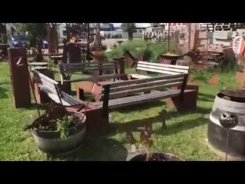 Gartendeko Rost Hier Gunstige Gartendeko Online Kaufen Metallmichl