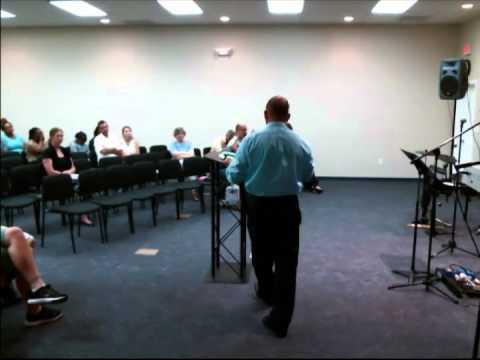 Discipleship Training Center Powerful Word By Pastor Angelo Muscicaro