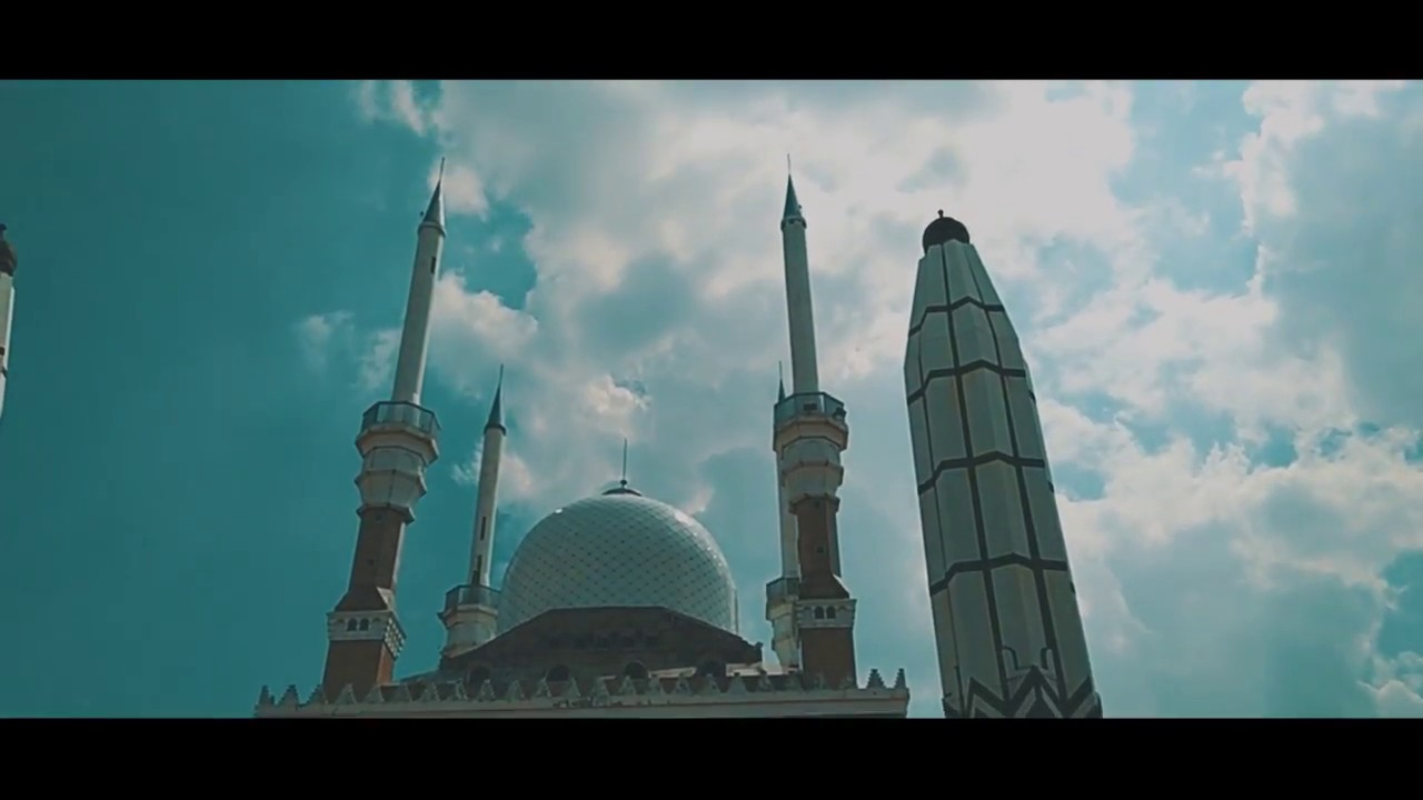 Masjid Agung Jawa Tengah Semarang Youtube