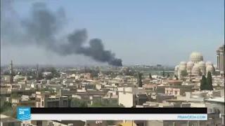 القوات العراقية تقترب أكثر من جامع النوري الكبير في الموصل