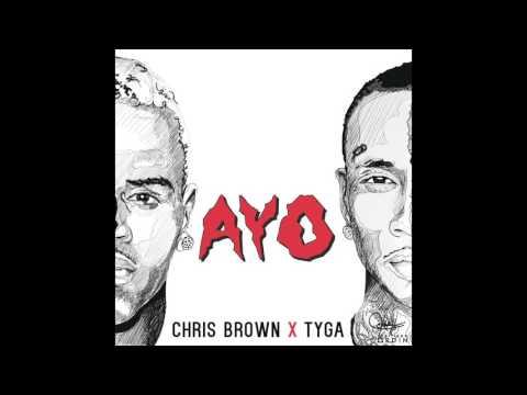 Chris Brown Tyga   Ayo Audio
