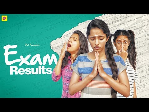 Exam Results (Before vs After) Girl Formula | Chai Bisket