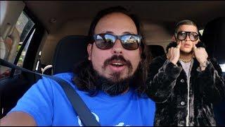 no le hice esta pregunta a bad bunny vlog 331