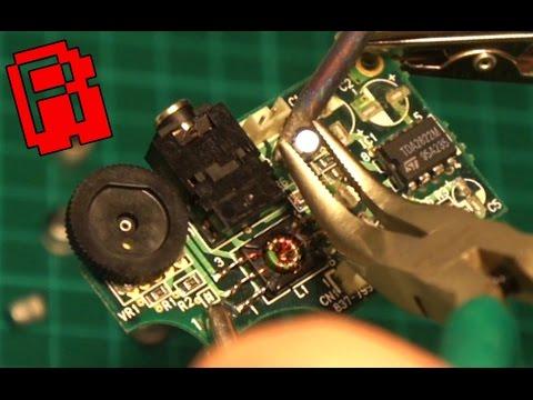 Sega Game Gear Sound Board to Raspberry Pi