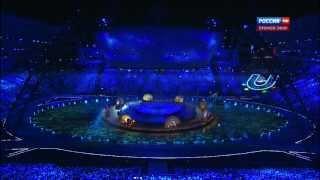 Церемония открытия Универсиады Казань 2013 (Новая полная версия Full HD)