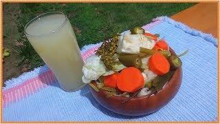 Квашеная капуста обалденно вкусный и полезный рецепт