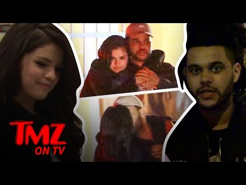 Selena Gomez and The Weeknd Dating? Check Out The Make Out Pics! | TMZ TV