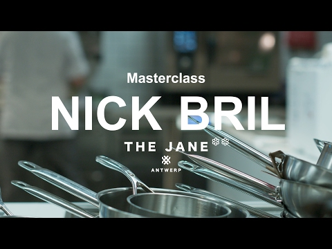 Aftermovie Masterclass Nick Bril, The Jane**