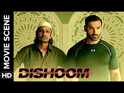 Varun has his contacts in Dubai | Dishoom | Movie Scene