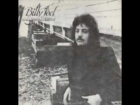 Tomorrow Is Today - Billy Joel Cold Spring Harbor (original pressing) w/orchestra 1971