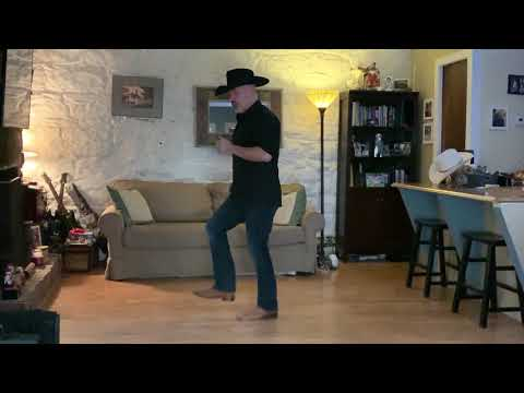 Midland - Mr. Lonely (Official Line Dance Lesson by Robert Royston)
