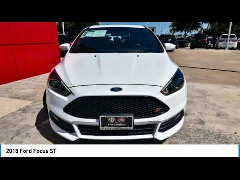 2018 Ford Focus Ft. Worth Tx, Arlington TX, Grapevine TX UK24757A