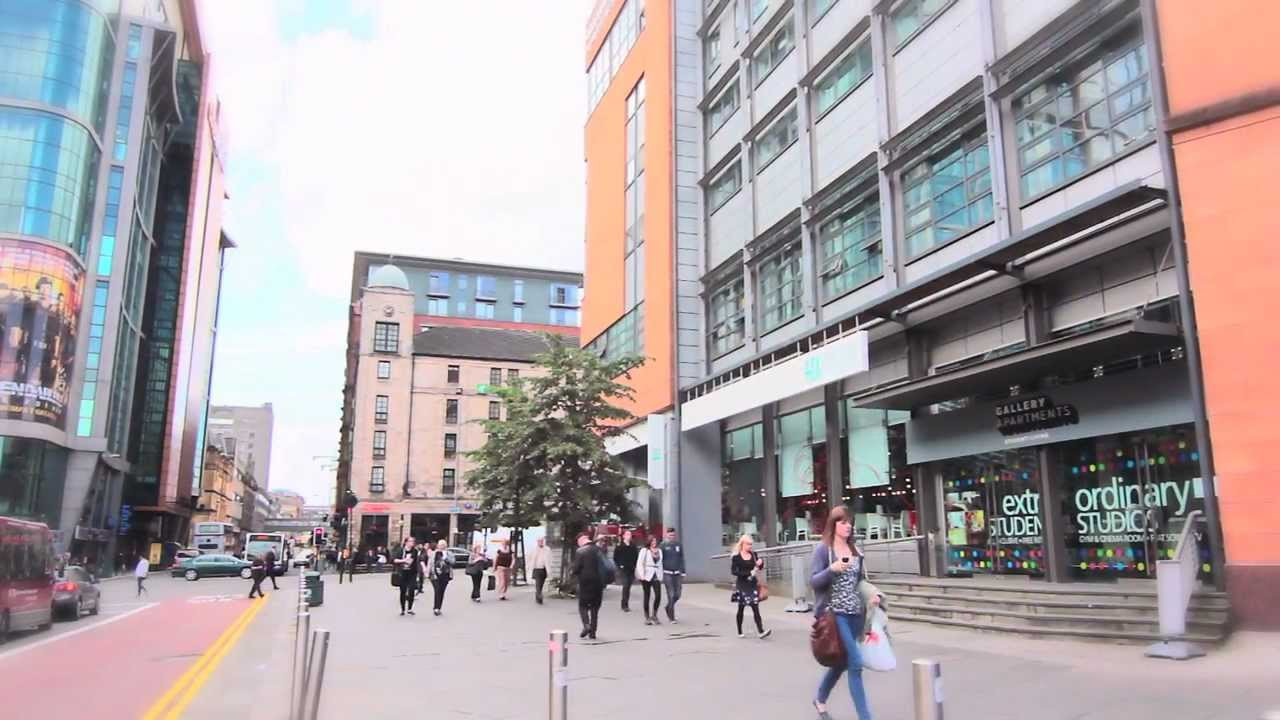 Gallery Apartments - Student accommodation in Glasgow ...