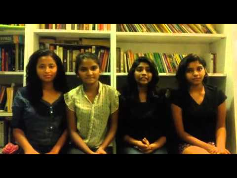 Support Leadership Training For Girls From Mumbais Red Light Area Youtube