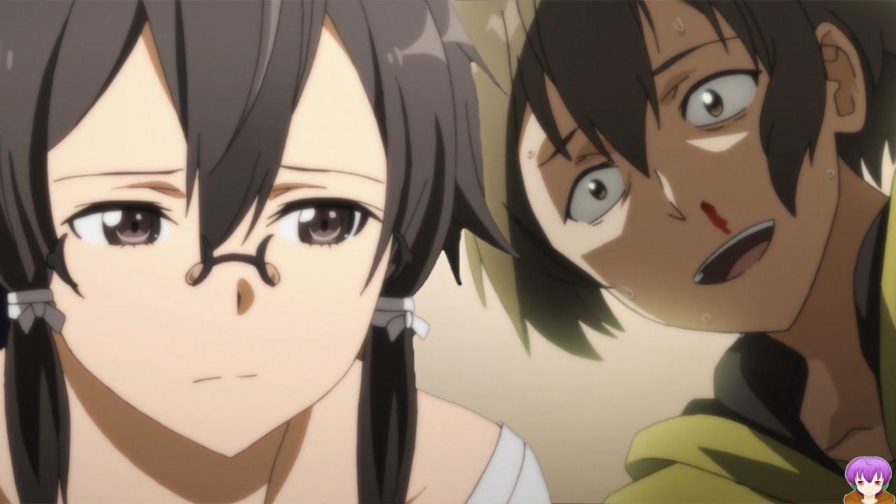 Sword Art Online 2 Episode 14 ソードアート・オンライン II Anime Review ...