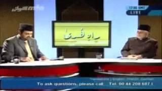 Khatmenabuwat Conference Visitor became Ahmadi Muslim - Ahmadiyya