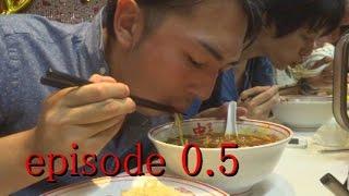 中本食いながらインド旅行の打合せ [episode 0.5]【IKKO'S FILMS】 thumbnail