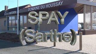 3D SbS - SPAY - Domaine du Houssay - HD 3D - 1080p