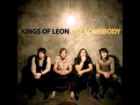 Kings of Leon - Use Somebody (Ali Wilson Remix)