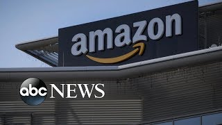 Amazon: New headquarters to bring 25k jobs to each location