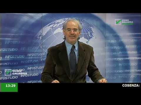 InfoStudio il telegiornale della Calabria notizie e approfondimenti - 24 Aprile 2020 ore 13.30