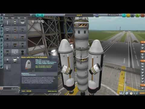"Kerbal Space Program 1.2 ""Modo sciencia capitulo 3 Objetivo mimus"""