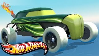 Hot Wheels Rip Rod - Cars Funny Video For Kids