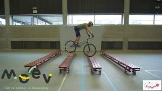 Bike@school Uitdaging 5: pedal punch