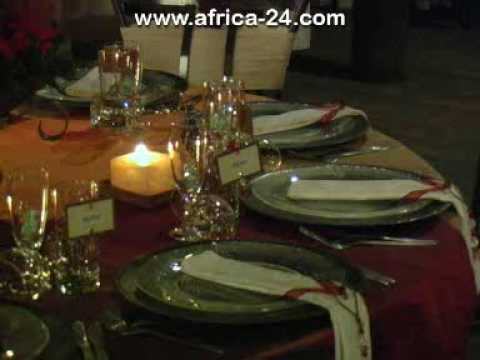 Kiepersol Wedding Village Parys - Africa Travel Channel