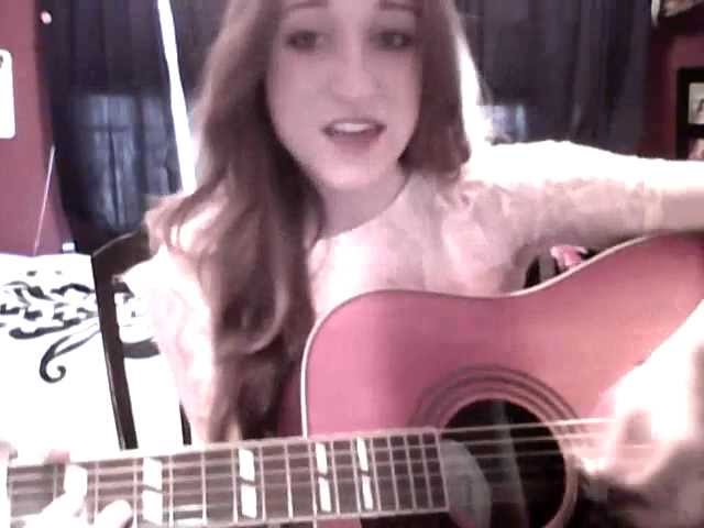 """I Knew You Were Trouble."" Taylor Swift Cover by Amanda Fama"