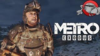 Metro Exodus - КРУПНАЯ РЫБА (Прохождение #7)