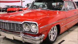 1964 Chevy Impala Red