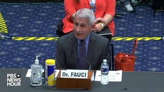 WATCH: COVID-19 vaccine could be available to Americans by end of 2020 or start of 2021, Fauci says