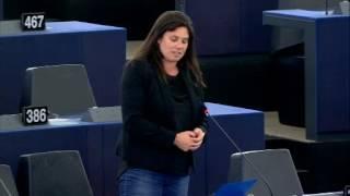 Virginie Rozière demande une clarification du calendrier européen sur la journée du 8 mars