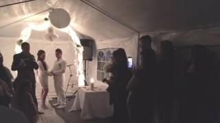 Свадьба аргентинских друзей.the wedding of our friends.Miami