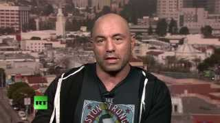 Joe Rogan on Invisible Aliens, String Theory & Collective DMT Dreams thumbnail