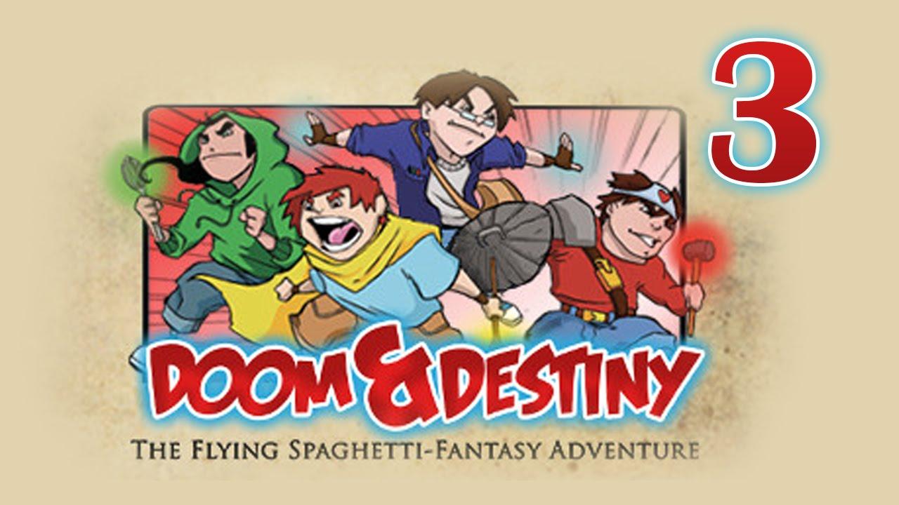 Doom & Destiny - 3 - Saltiamo