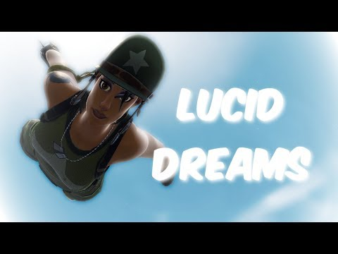 "Fortnite Montage - ""Lucid Dreams"""