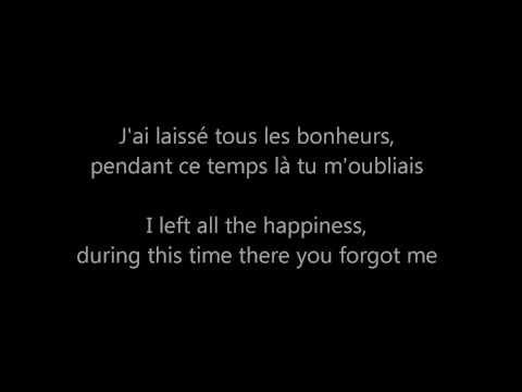 L'Heure avait sonné - Joyce Jonathan (lyrics, with english subtitles) Gossip girl soundtrack