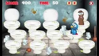 FREE Funny Whack A Poo Toilet Attack Fart Game Android App