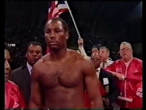 Lennox Lewis - Andrew Golota 1997 ( opening and full fight 12min )