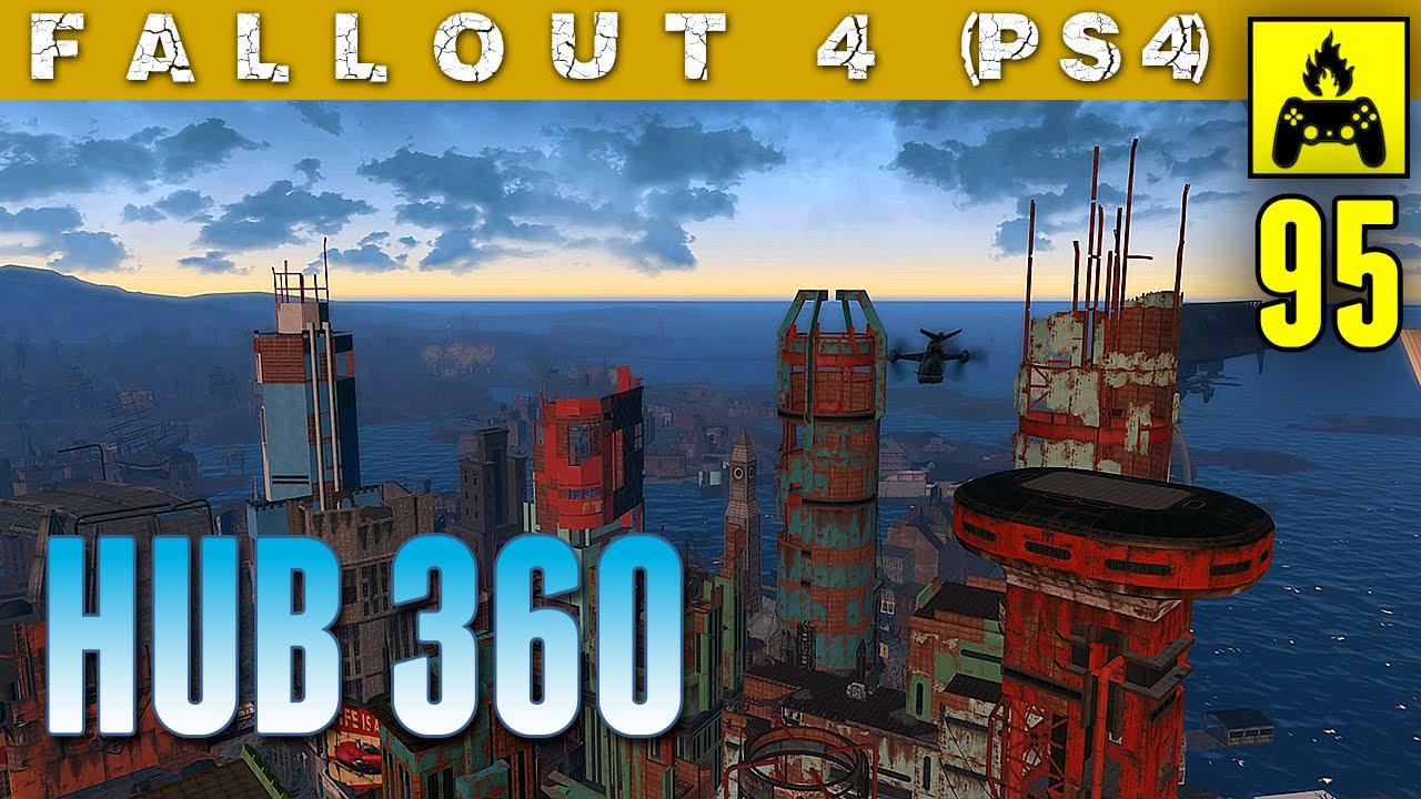 Fallout 4 mila hub 360