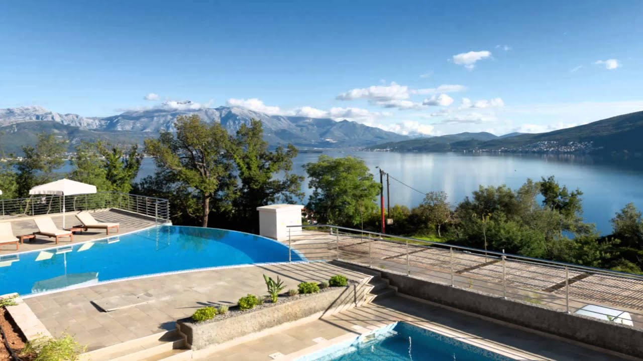 Acacia Hill Djenovici Kotor Bay Montenegro Youtube