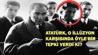 """İllüzyonist Zati Sungur Anlatıyor: """"NASIL YAPTIĞIMI DEĞİL, NASIL ÖĞRENDİĞİMİ SORDU?"""" #atatürk"""