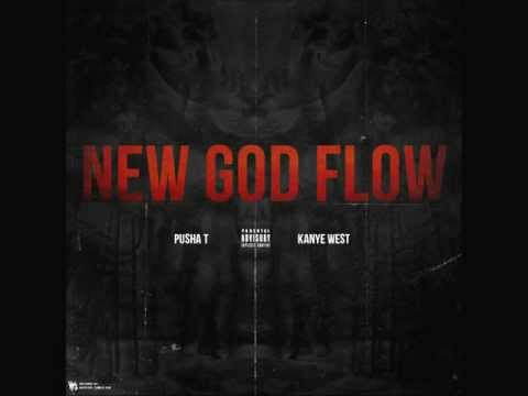 Kanye West & Pusha T - New God Flow (2012) w/ Lyrics