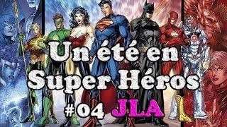 La Ligue de Justice - Un été en Super Héros 04/35 - France Info - Jean Zeid