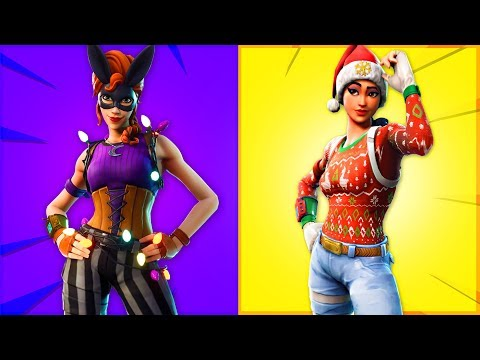 TOP 10 BEST UNCOMMON SKINS OF ALL TIME. (Fortnite Battle Royale)