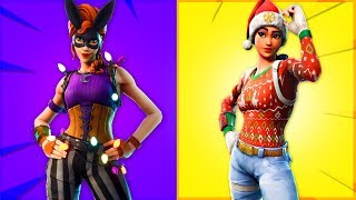 TOP 10 BESTE UNCOMMON SKINS ALLER ZEIT. (Fortnite Battle Royale)